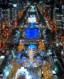 今日から札幌雪祭り!!